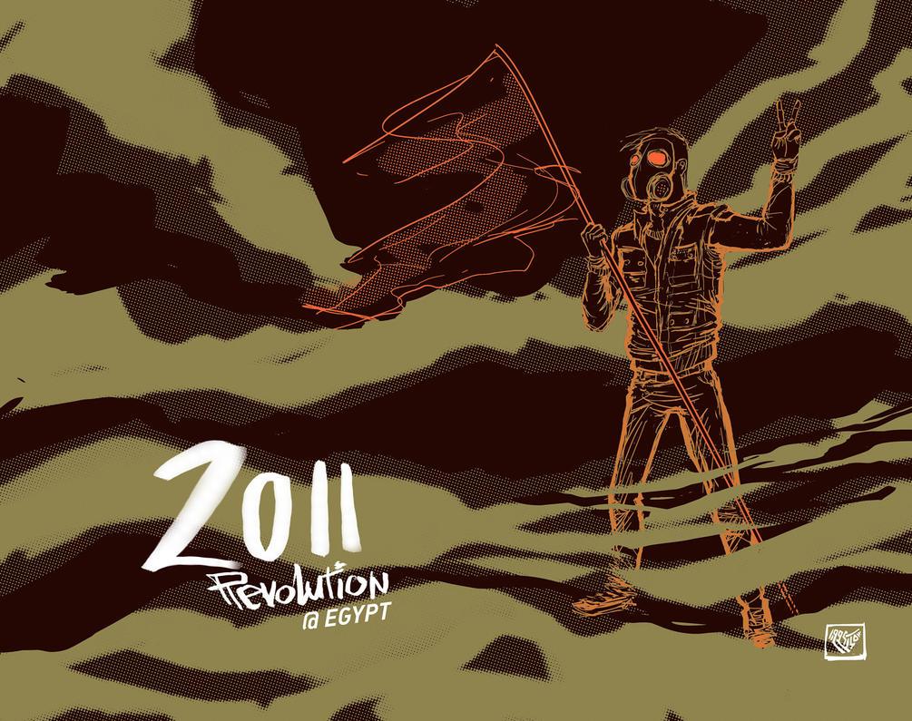 2011 Revolution @ EGYPT by elemenation