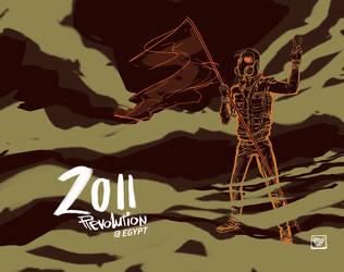 2011 Revolution @ EGYPT