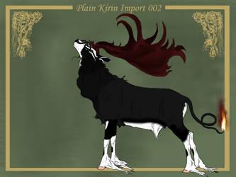 Plain Kirin Import 002 by LiaLithiumTM