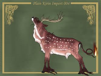 Plain Kirin Import 004 by LiaLithiumTM