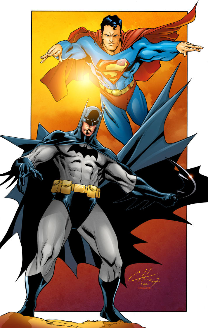 World's Finest by Gabriel-Cassata