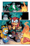 SONIC THE HEDGEHOG #263, page 15