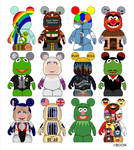 Muppet Vinylmation 5 Proposal - Muppet Movies