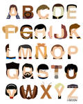 Star Trek Alphabet