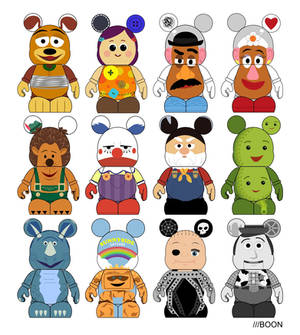 Toy Story Vinylmation Series 2