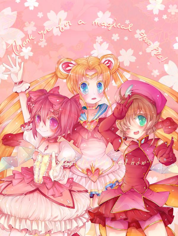 Anime Full Cake