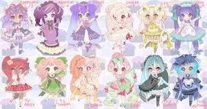 ASTROLOGY SIGNS ADOPTABLES V2 AUCTION closed by minnoux