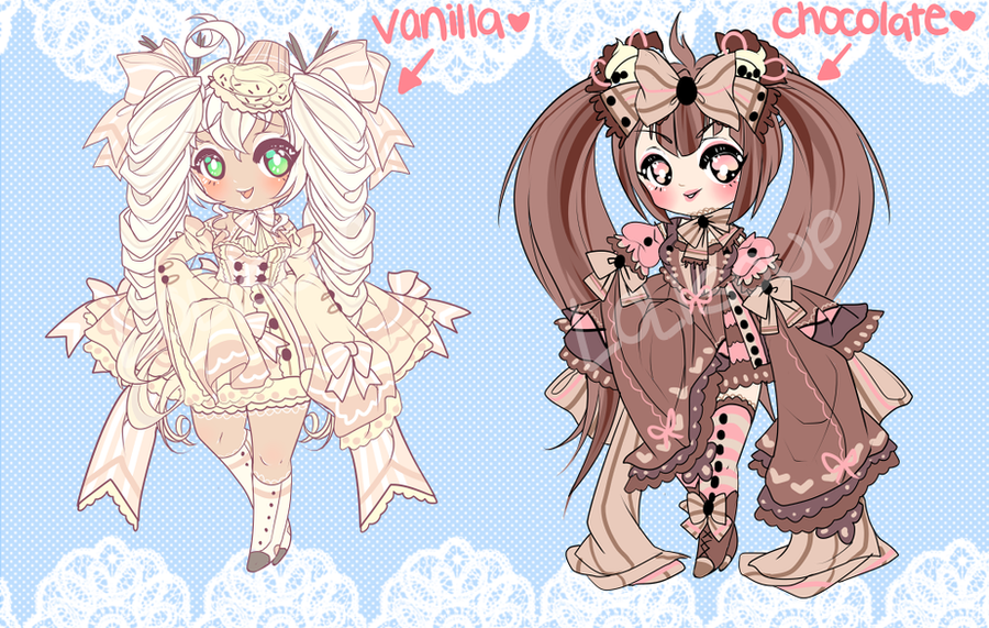 SWEET ADOPTABLE AUCTION CLOSED by Lolisoup