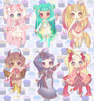 CUSTOM ADOPTS V by minnoux