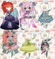 CUSTOM ADOPTS XI by minnoux