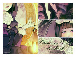 Dream in Colour Charity Artbook Preview by minnoux