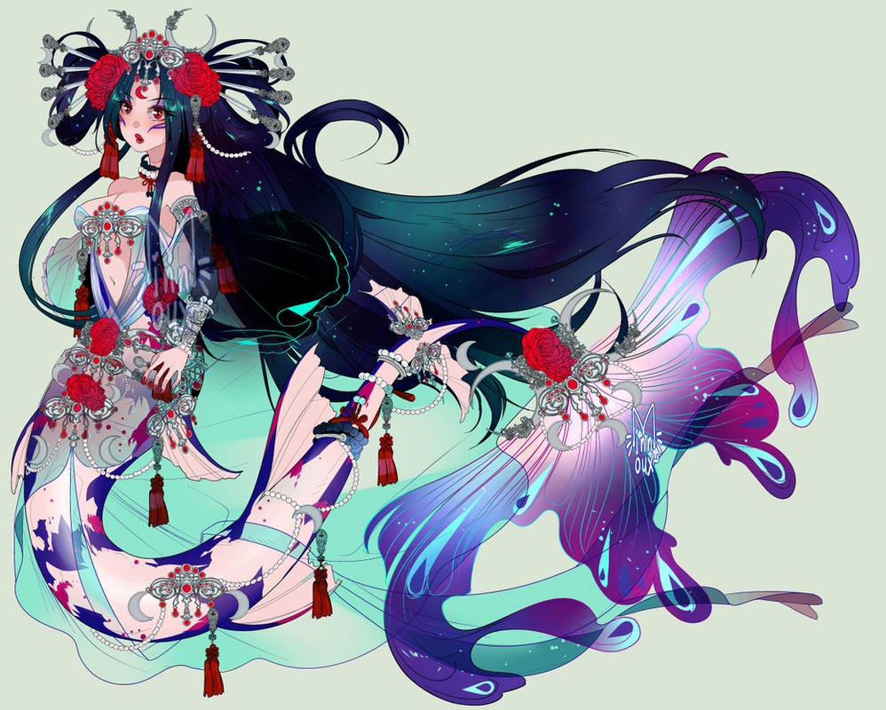 c: Raisha-san by minnoux