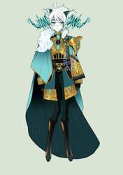 c: Rikouryu by minnoux