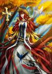 Fadalgia : Lone Druid