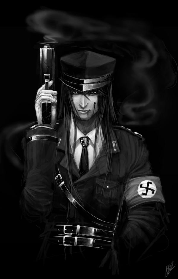 Nazi by rusharil