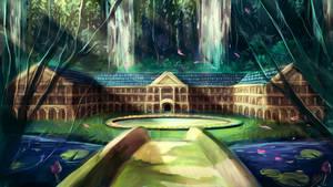 Waterfall Mansion