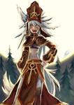 Priest Wolf