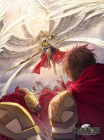 Angelic Guidance by rusharil