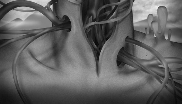Detail: Deus Ex Machina by JPacena