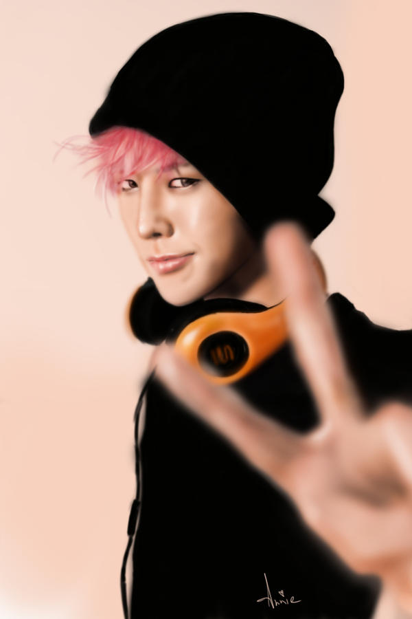G-Dragon by Maneca  G Dragon