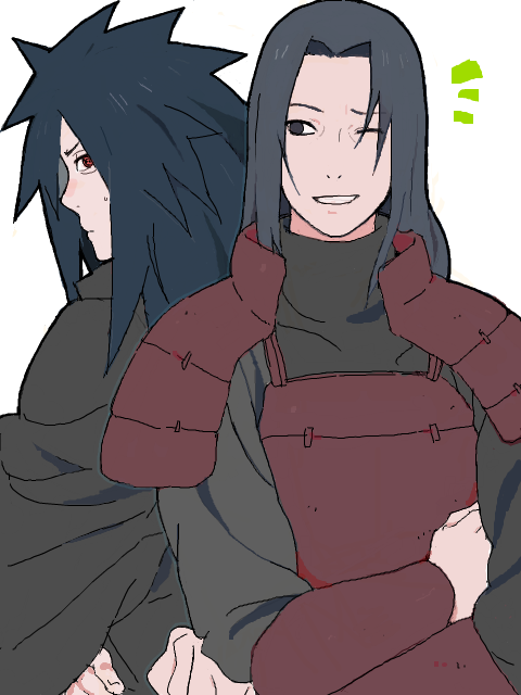 madara and hashirama and mito - photo #34