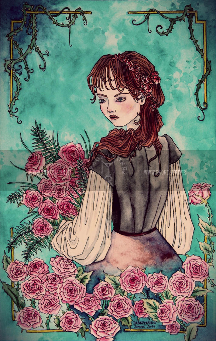 Rose by May-Paontaure