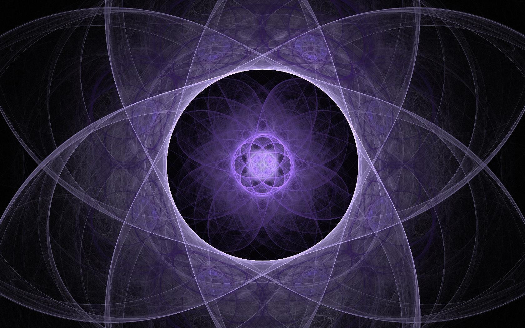 Atomic Nucleus Wallpaper Download