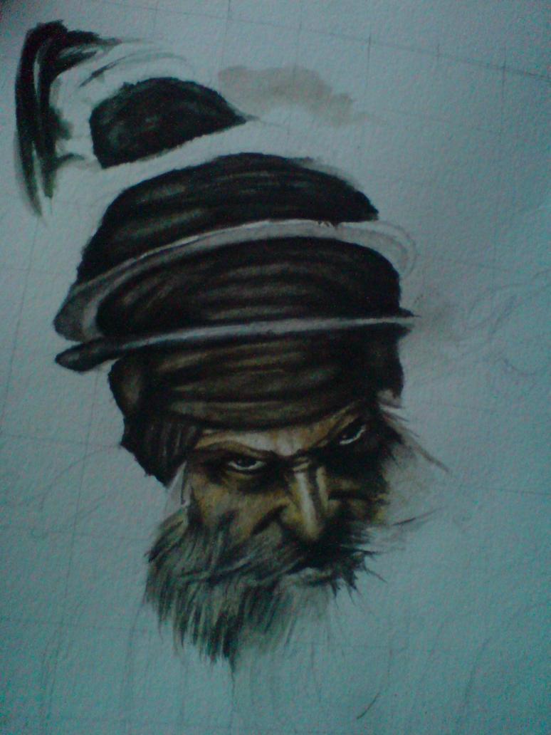sikh warrior by Notoriousrai on DeviantArt