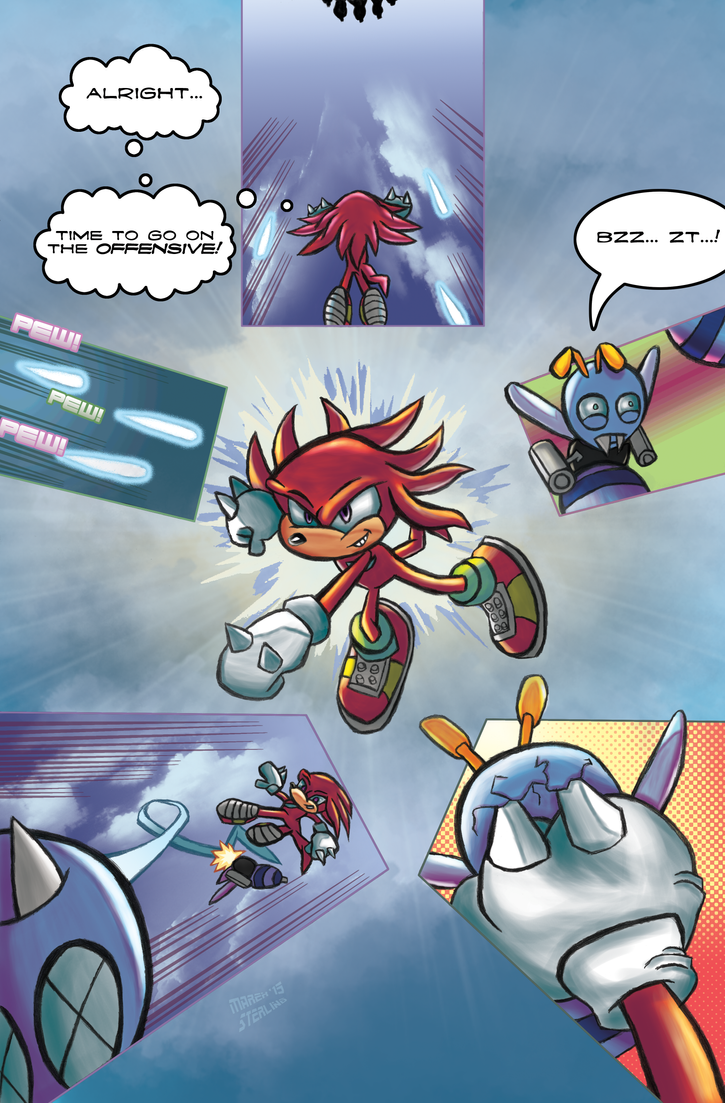 POCDX - Prologue: Page 6 by MarekSterling
