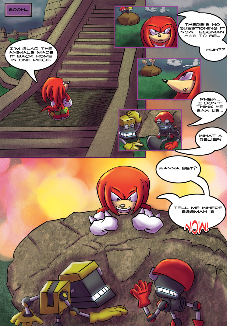 POCDX - Prologue: Page 9 by MarekSterling