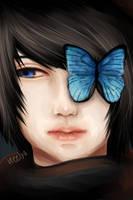 Butterfly by neelyA