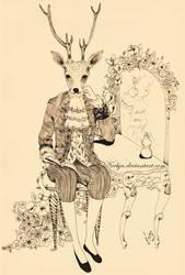 Mr. Deer by neelyA