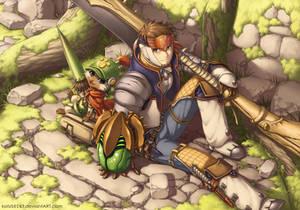 Brave Armor Set