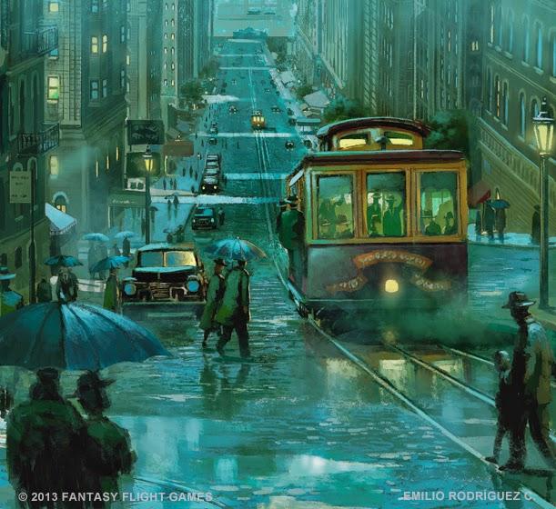 San Francisco in 1926 by Emkun