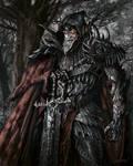 Veteran black knight