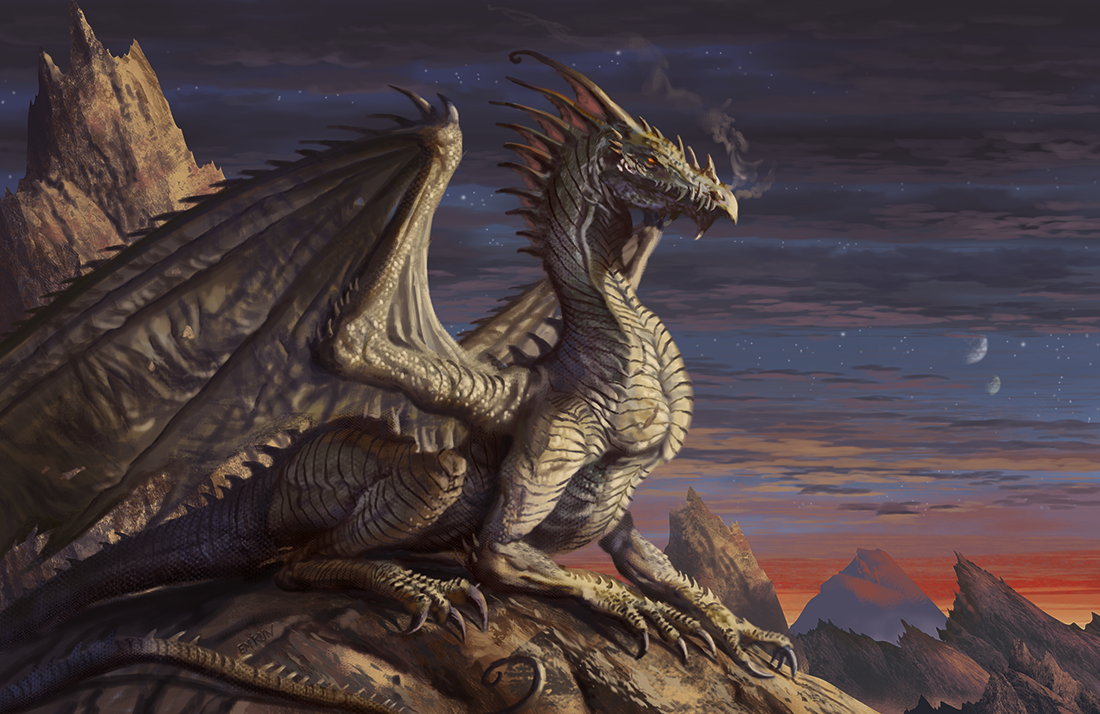 Dragon rest