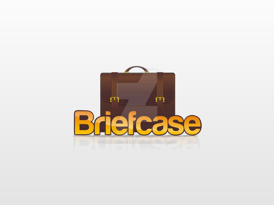 Briefcase Logo by overminded-creation