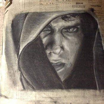 Anakin Skywalker  by quxstionmark