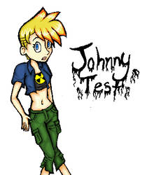 Female Johnny test- colored