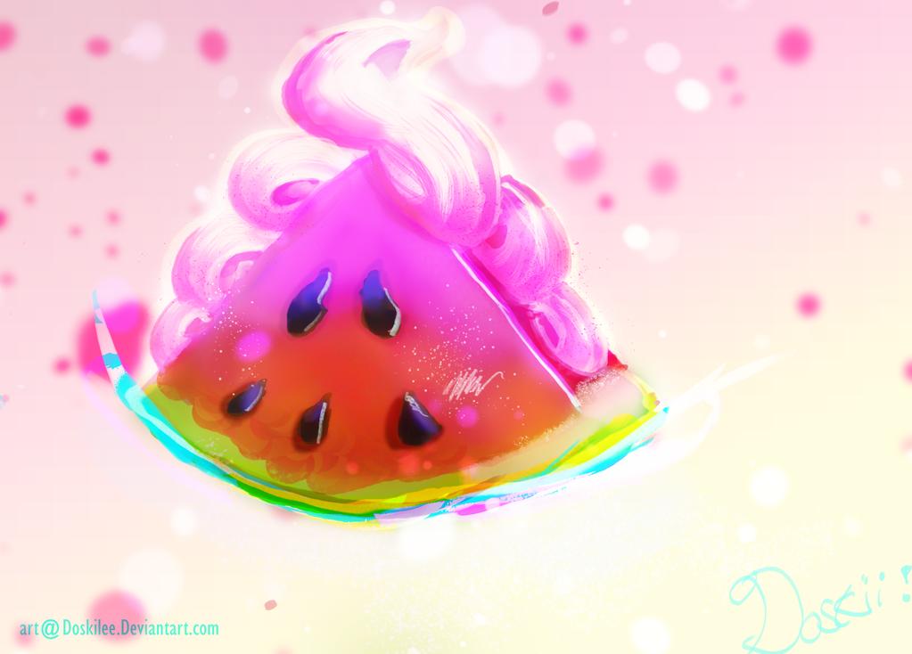 Watermelon Frost by DoskiiLee