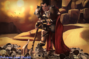 Darius - Doskii by DoskiiLee