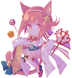 Gentle Nekomata Sakura