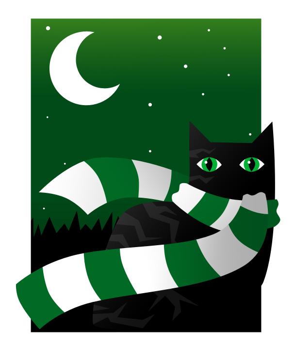 slytherin cat