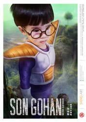 Dragon Ball: Resolute Valor by ShingYong84