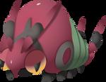 Venipede Custom Artwork V1.1