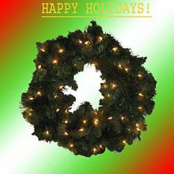 Happy Holidays everyone by Greylight-S