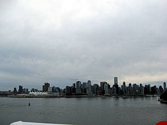 Downtown Vancouver, BC, Canada by Greylight-S
