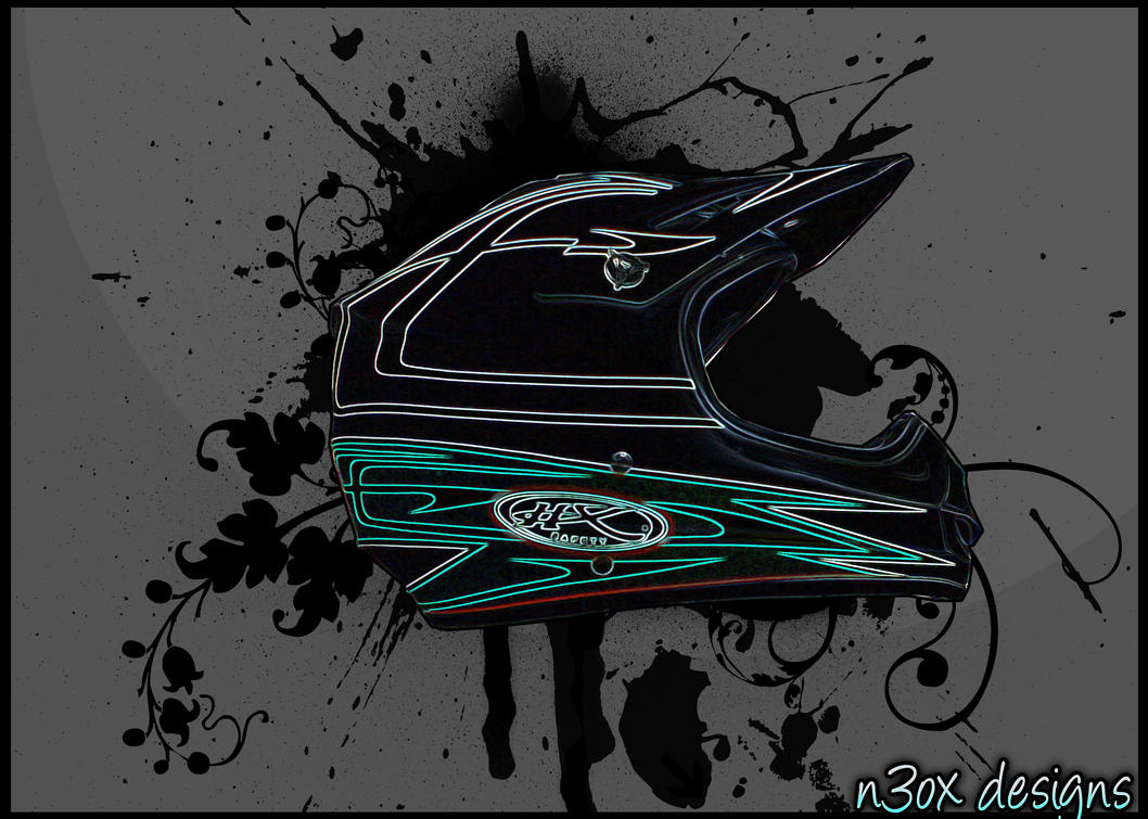 HX Helmet - Safety 1rst - NEOX by DjN3oX