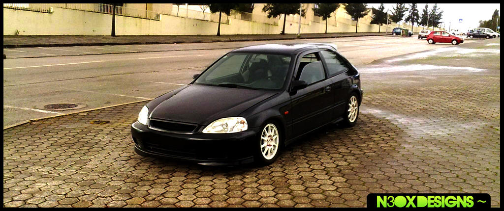 henrique 39 s honda civic ej9 by djn3ox on deviantart. Black Bedroom Furniture Sets. Home Design Ideas