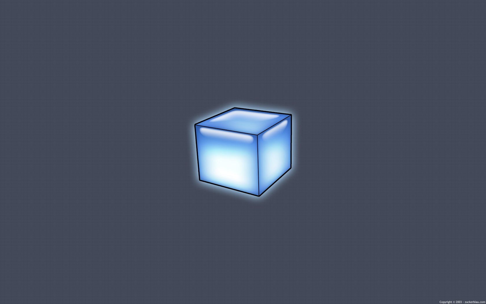 Cube Widescreen by zuckerblau